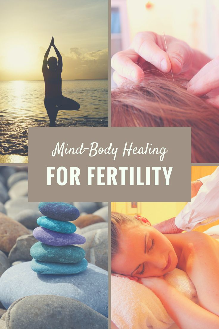 Heal infertility and optimize your fertility by implementing a robust fertility mind-body practice that incorporates acupuncture, visualization, and yoga.