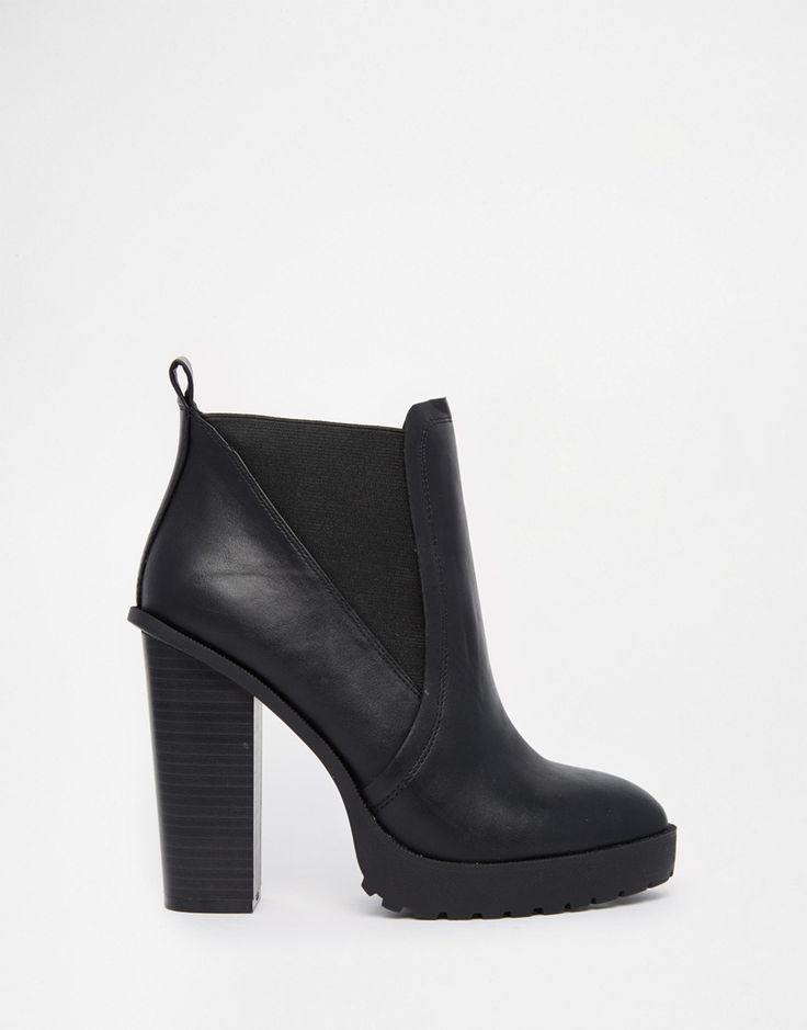 Image 2 of ASOS EAST MEETS WEST Pointed Chelsea Ankle Boots