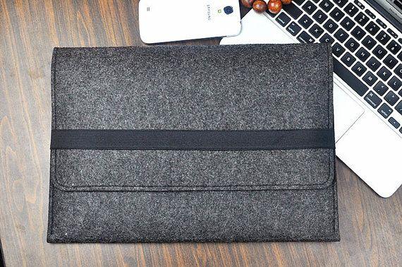 """Sacchetto del computer portatile, borsa per Laptop feltro, manicotto del computer portatile da 14 pollici, ASUS Laptop case, Laptop Case, del feltro, copertura portatile 14"""", borse Gret, Personalizza. 3A327"""