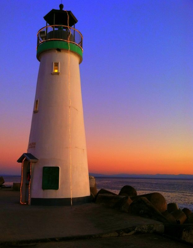 Holiday Lighthouse - Foter