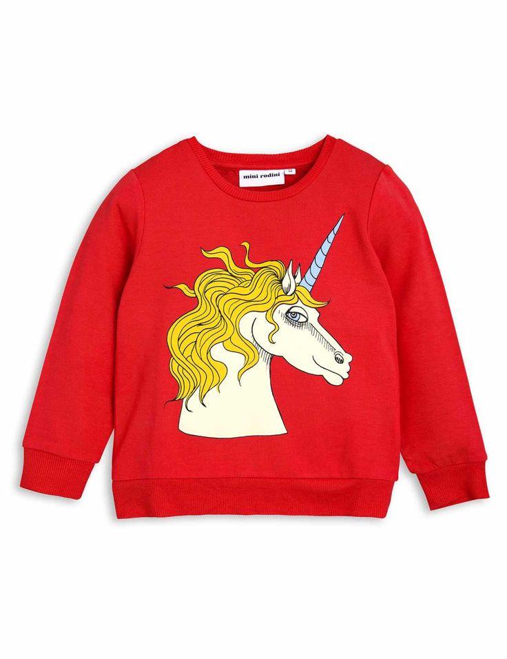 Unicorn Sweatshirt 104/110