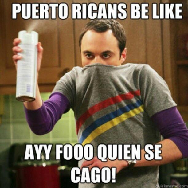 Puerto Ricans ... Lmaoo!!