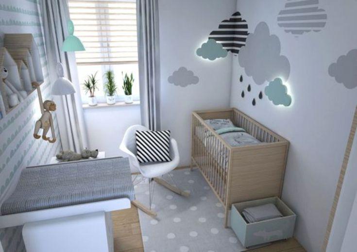 82 Wunderbare Kinderzimmerdekor-Ideen