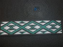 Taniko Maori Pattern