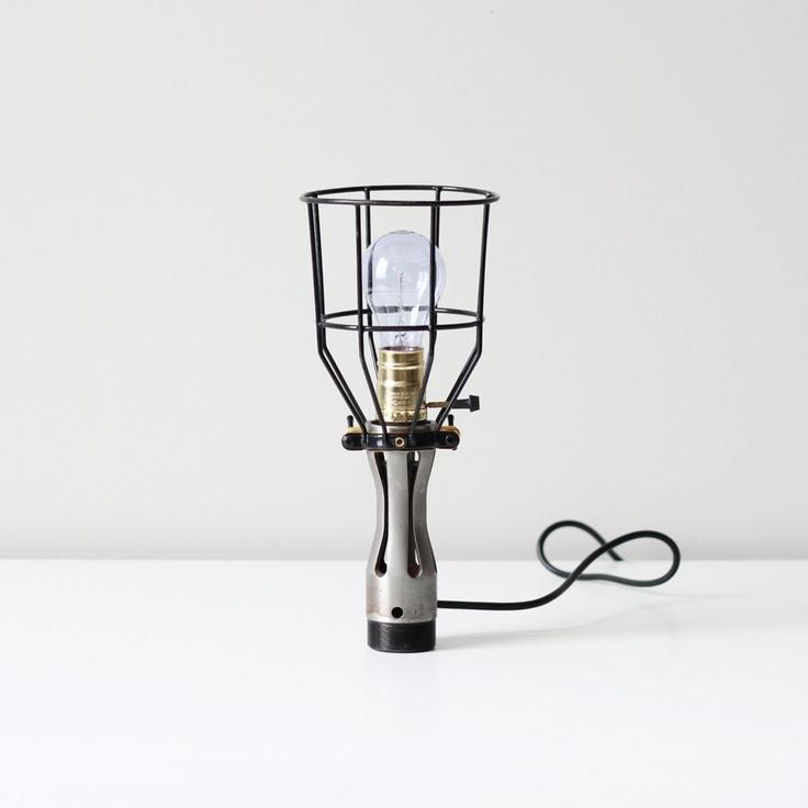 1000 ideas about lampe industrielle on pinterest industrial lamps and bro - Lampe industrielle ikea ...