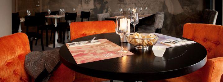 Scandic Neptun, restaurant, Entré, F&B