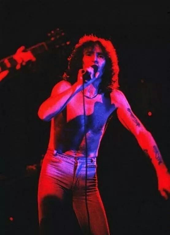 bon scott of ac dc
