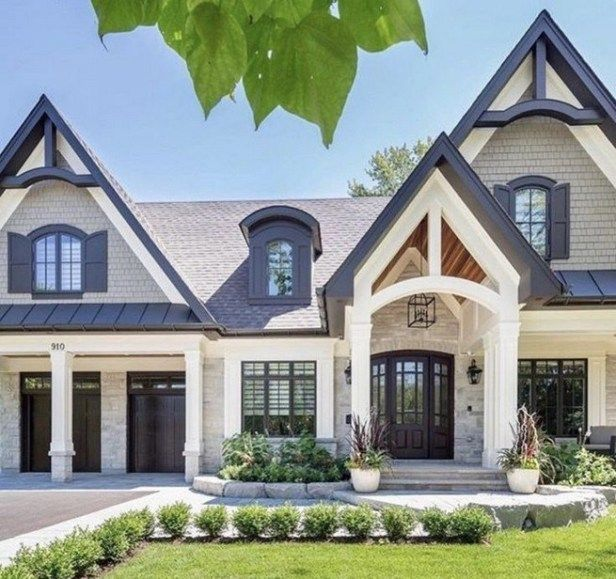 12+ Minimalist Home Exterior Architecture Design Ideas