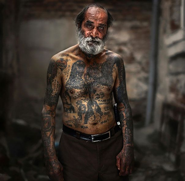A quoi ressemblera votre tatouage quand vous serez vieux  2Tout2Rien