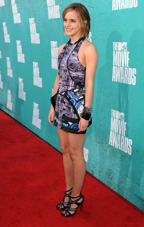 Emma Watson - MTV Movie Awards 2012