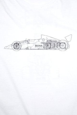 Hugo Boss #Tshirt - just in time for the new F1 season - available at Woody's!