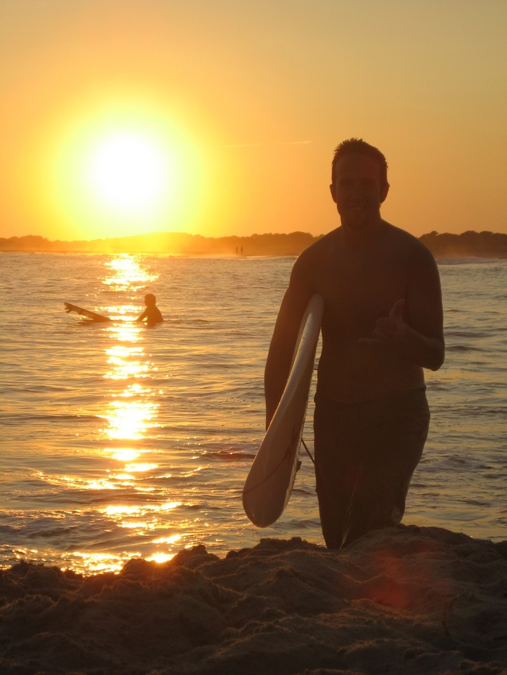 An old one of my brother... On a point-and-shoot camera!