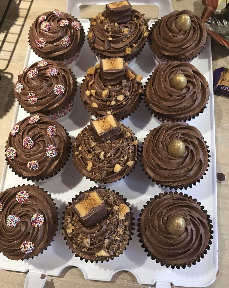 Chocolate Selection Cupcakes