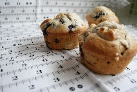 Thermomix Cooking - Apple and Blueberry Muffins