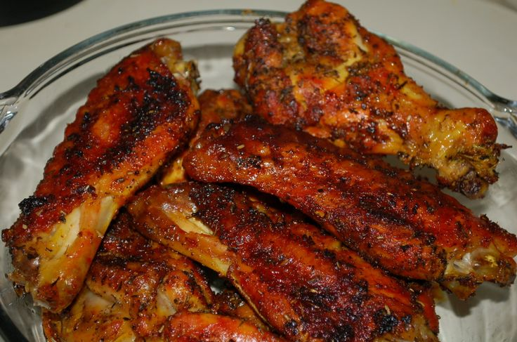 Baked Turkey Wing Recipes Soul Food