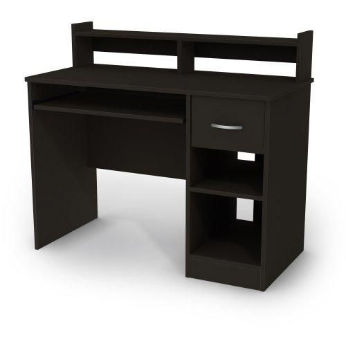South Shore Axess Collection Desk Black