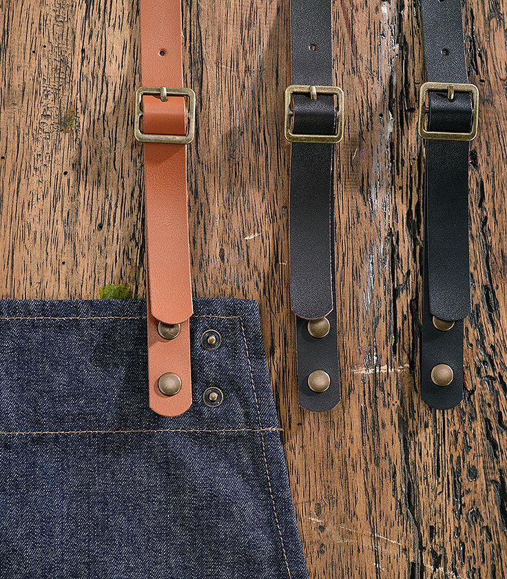 Aprons - Mix and Match Straps for some styles