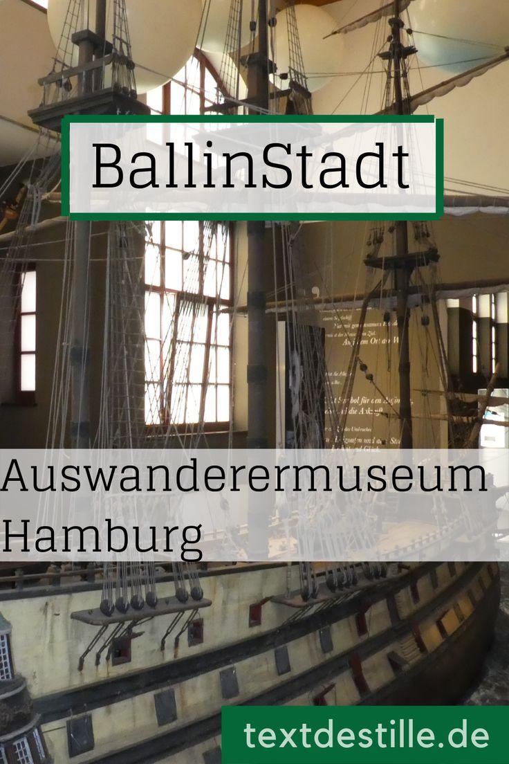 Auswanderermuseum Hamburg BallinStadt Hamburg