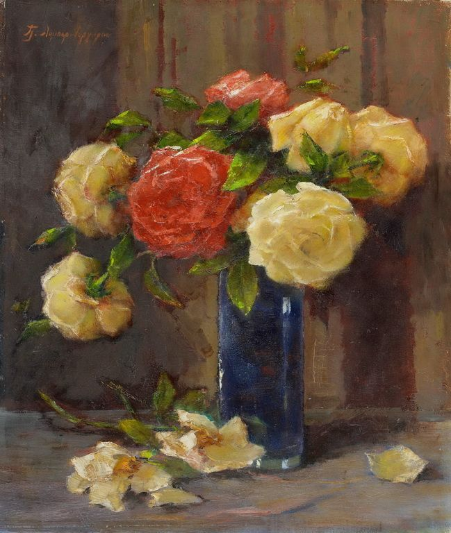 Αργυρού-Λυμπέρ Τζένη-Άνθη τριανταφυλλιάς