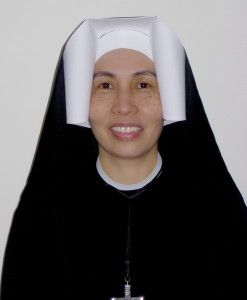 Sr. M. Confida Gilera was born in the Philippines. She entered the Congregation of the Sisters of Our Lady of Mercy in 2006. Her current assignment is in the Boston community. She spreads the message of mercy in prisons, care facilities, parishes, retreats and at conferences. Sr. Confida is involved in distributing Divine Mercy printed materials through the Sisters' online store.