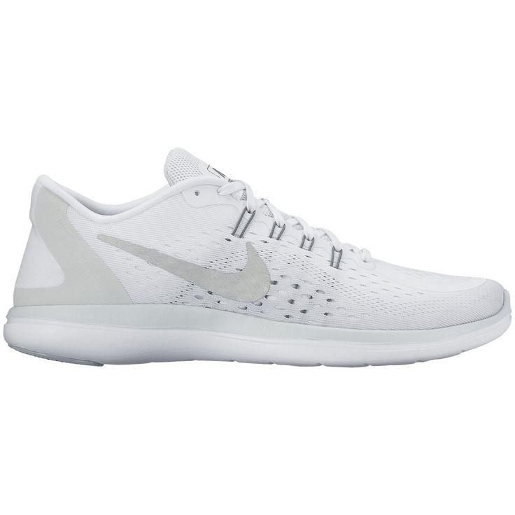 Hvit Nike Flex RN 2017, løpesko dame - Joggesko dame - xxl.no