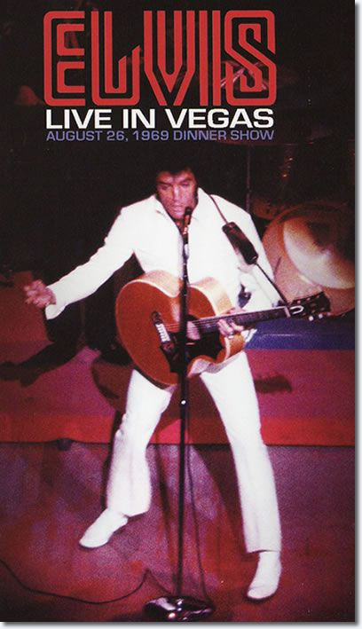 I was there....! se. Elvis Presley : In Concert : Las Vegas : August 26, 1969.
