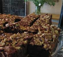 Chokoladekage - Den bedste hjemmelavet chokoladekage