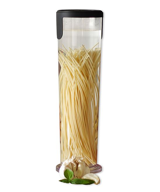 Perfetto Pasta Cooker. Uses 50% less water and 70% less energy.