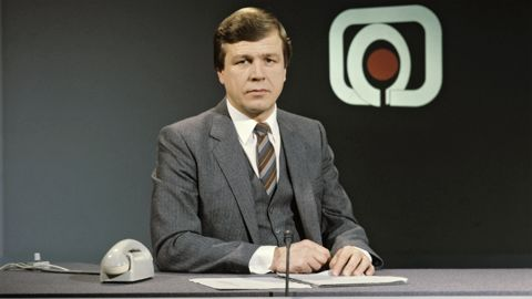 Arvi Lind - newsreader and national treasure
