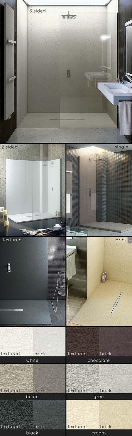 Suppliers of waterproof bespoke shower wall panels  custom made wet room  wall panelling and made to measure bathroom wall coverings  Made in many  colours. 17 Best ideas about Waterproof Wall Panels on Pinterest   Faux