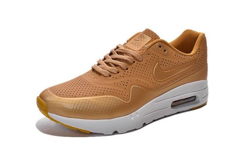 online retailer 507c2 31f21 Where To Buy Men Nike Air Max 1 Ultra 2018 Metallic Gold Liquid Gold White  Nike