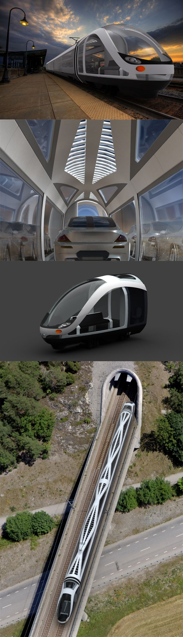 The futuristic Auto Train [ AutonomousAvionics.com ] #new #avionics #technology