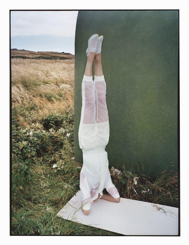 Футуризм и экологичность в коллекции adidas by Stella McCartney - be-in.ru