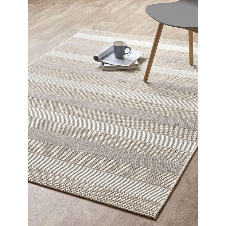 Elégance - Tapis-Textiles, Tapis Tapis extérieur et intérieur beige (plusieurs tailles disponibles)