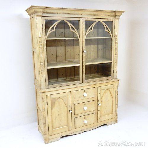 West Country Pine kitchen dresser