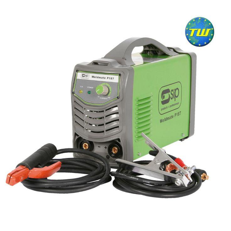 SIP 05246 Weldmate P187 160 Amp Arc Inverter Welder http://www.twwholesale.co.uk/product.php/section/7130/sn/SIP05246