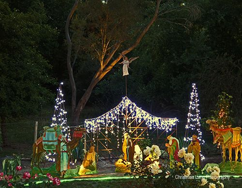 Our 2014 Nativity www.christmaslane.info