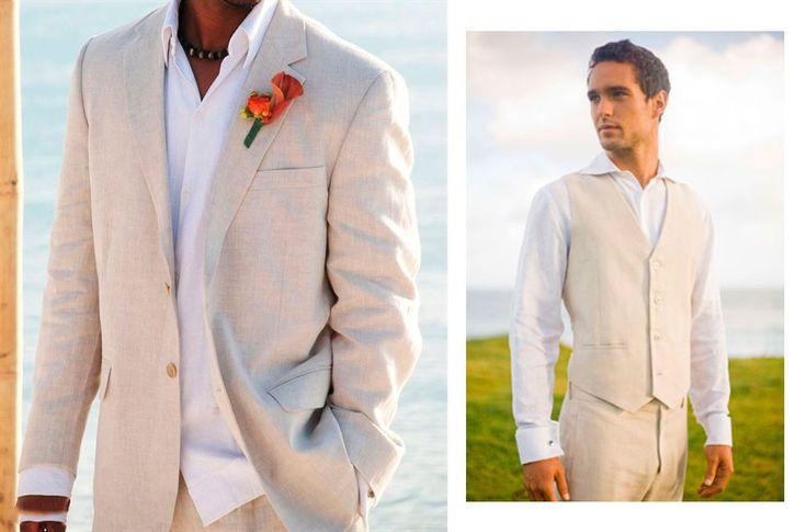 trajes para novio playa - Buscar con Google