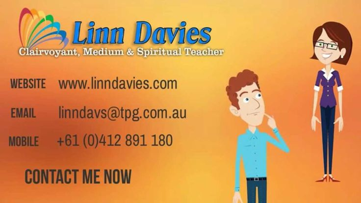 Spiritual Readings with Linn Davies