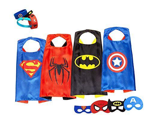 Superhero Costumes For Kids, Girls & Boys   Pretend Play ... https://www.amazon.com/dp/B073JC4DP6/ref=cm_sw_r_pi_dp_x_TgDEzbQDRCY4T