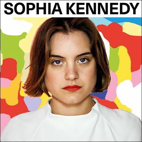 soultrainonline.de - REVIEW: Sophia Kennedy – Sophia Kennedy (Pampa Records/Rough Trade)!