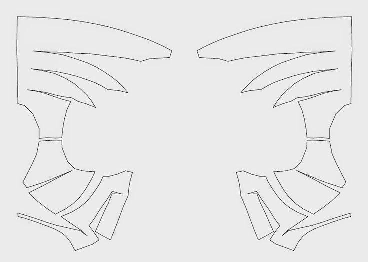 spider-man face shell diy