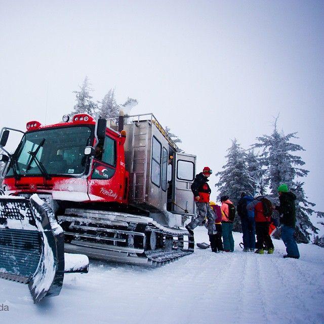 @catskiing at @bigredcats #Catskiing #rosslsnd #bc #canada #catskiingcanada #skiing #ski #Catski #snowboarding #snowboard #snowboarding
