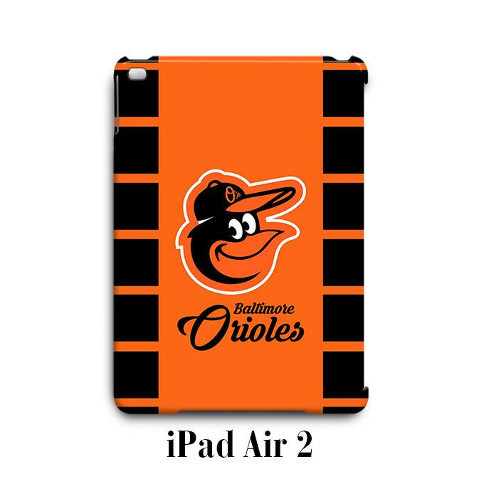 Baltimore Orioles iPad Air 2 Case Cover Wrap Around