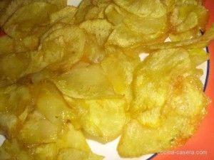 Patatas a lo pobre con vinagre y ajo