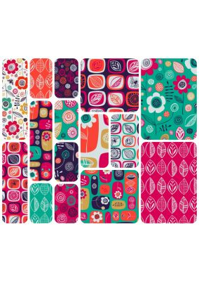 Beyond the backyard FQ bundle quilt fabric by  Camelot
