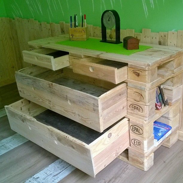 #mulpix  #sideboard  #Kommode  #Möbel  #Paletten  #palette  #palettenmöbel…
