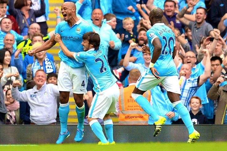 Manchester City vs. Chelsea: Score and Reaction from 2015 Premier League Match | Bleacher Report