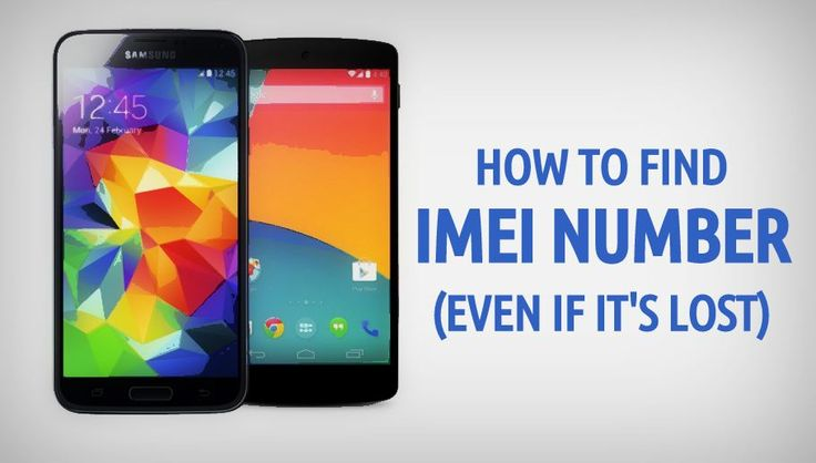 The IMEI, or International Mobile Station Equipment Identity, is a unique number which is associated with your phone.I'll be telling you various methods to find your phone's IMEI number, even if it's lost.