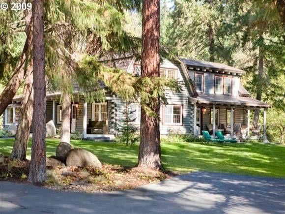124 MT Adams HWY, Trout Lake, WA - MLS 13407283 - Estately-  Just need $1,000,000.
